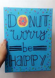 Cute Easy Canvas Painting Ideas