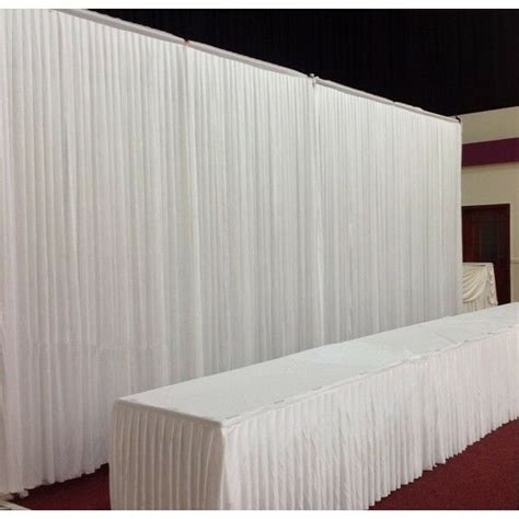 xmeter pure white wedding props event stage decorations