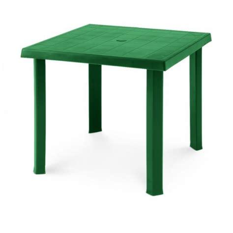 vendita tavoli in plastica resina prezzi tavoli plastica