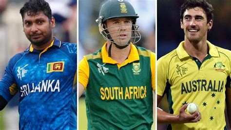 Cricket World Cup: Test Match Special team of the ...