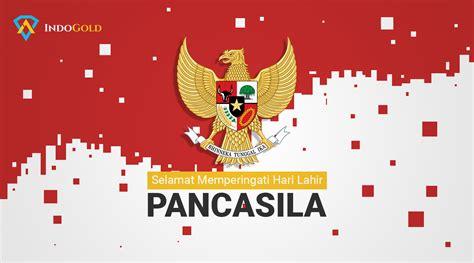 Hari lahir pancasila 2019 jatuh pada hari sabtu, 1 juni 2019. Gambar Hari Lahir Pancasila Hd - Silvy Gambar
