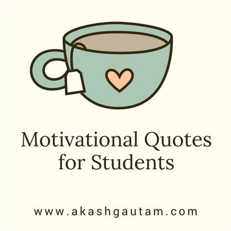 awesomely motivational quotes  students akash gautam