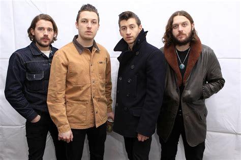 Arctic Monkeys Perform Live In The Current Studio