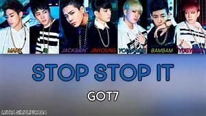 Como Cantar Stop Stop It - GOT7 (Letra Simplificada) - YouTube