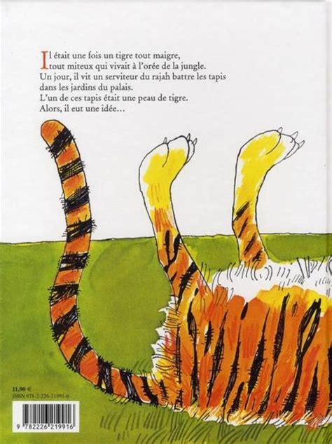 tapis en peau de tigre livre le tapis en peau de tigre gerald