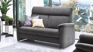 Stoff Für Couch : sofa 3600 2 sitzer stoff grau mit federkern und nosagfederung 156 cm ~ Markanthonyermac.com Haus und Dekorationen