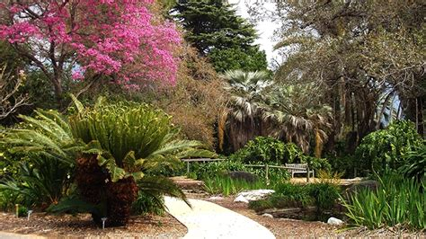 gardening in los angeles parks and gardens