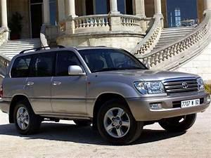 Toyota Land Cruiser 7 Places : toyota land cruiser sw serie 100 essais fiabilit avis photos prix ~ Gottalentnigeria.com Avis de Voitures