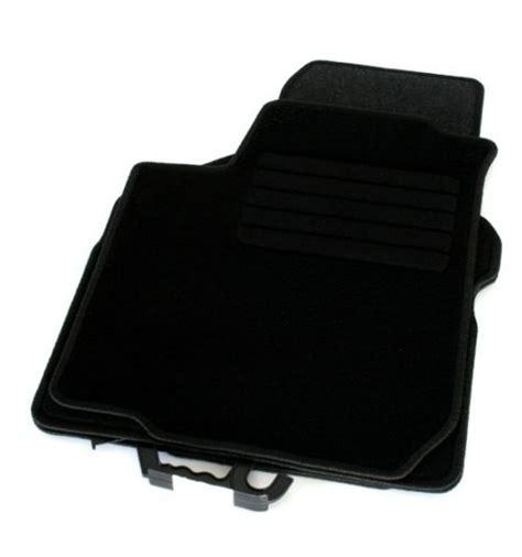 5 tapis de sol velour noir pour peugeot 308 sw 7 places
