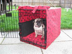 custom 36 dog crate cover and pad by lulucratecouture on etsy With xl dog kennel cover