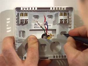 Honeywell Installing A Thermostat Wiring Diagram