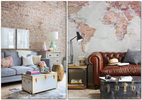 Vintage Map Living Room by 10 Things You Should Before Re Designing Your Living