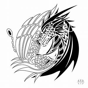 51+ Dragon & Phoenix Tattoos & Designs With Meanings