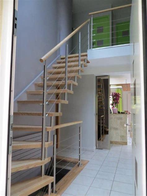 pose escalier quart tournant escaliers deparis 77 escaliers en bois sur mesure ile de fabrication et pose
