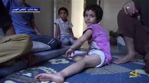 أوضاع إنسانية صعبة تعيشها العوائل المهجرة من دير الزور youtube
