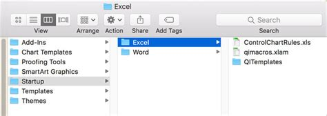 Office 365 Xlstart by Qi Macros Technical Support Office 365 For Mac