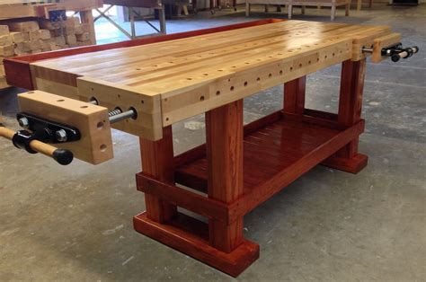 original paul revere woodworking bench