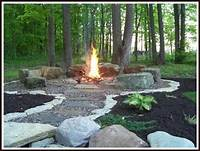 inspiring patio design fire pit ideas Get started building your own backyard fire pit with these simple, inspiring ideas | DIY In the ...