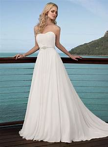 Strapless Wedding Dresses A Style Of Dress Dreamed By