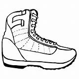 Boots Combat Drawing Army Boot Coloring Getdrawings Pages Camp sketch template
