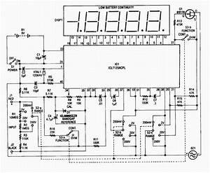 Voltmeter Circuit Page 8   Meter Counter Circuits    Next Gr