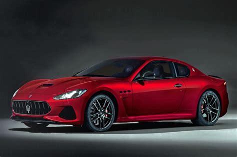 Maserati Granturismo Gt by Maserati Granturismo Receives A Facelift For 2018 Evo