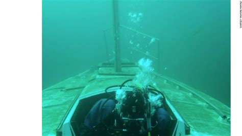 Sinking Boat Test by Blown Up Capzised Set On World S Unluckiest Boat