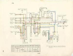 1977 Yamaha Dt 250 Wiring Diagram