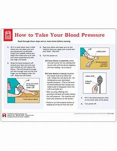 How To Take Your Blood Pressure Tearpad  50 Sheets Per Pad