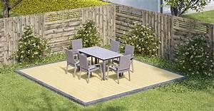 garten sitzecke grillplatz gestalten obi gartenplaner With garten planen mit balkon truhe zum sitzen