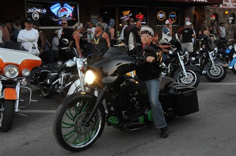 Sturgis Rally Scooter