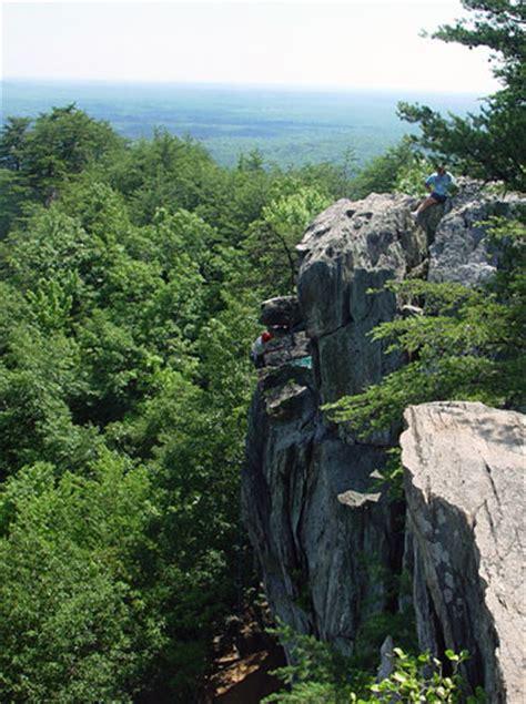Crowder's Mountain Trail Description