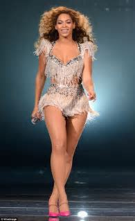 beyonce stage outfits