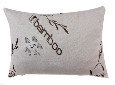 pillows that stay cool bamboo covered stay cool shredded gel memory foam pillow