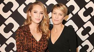 Dylan Penn and Robin Wright Are Mother-Daughter Twins
