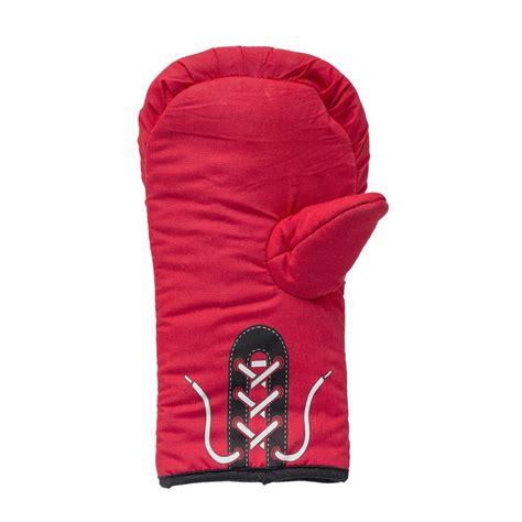accessoires de cuisine originaux gant de cuisine boxe sur kas design revendeur d