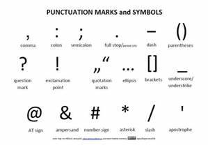 Punctuation Names Related Keywords & Suggestions