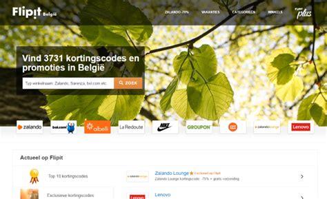 kortingssites belgie
