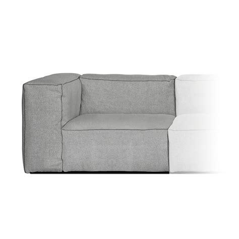 Mags Soft Sofa Modul Wide Von Hay