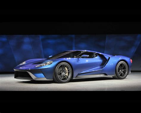 Ford Gt 2015 Supercar
