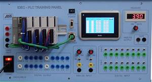 Plc Idec Training Panel  Cpu Idec  Hmi 4 3 U201d Beijer  Idec