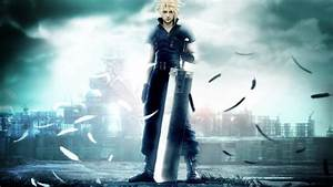Cloud Strife - Final Fantasy VII wallpaper #5712