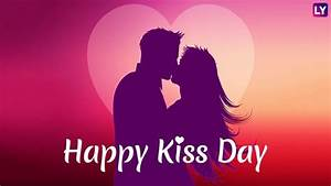Kiss Day 2019 M... Kiss Day Romantic Quotes