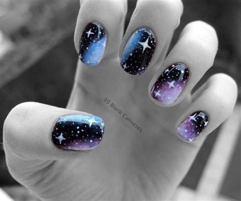cool star nail art designs  lots  tutorials