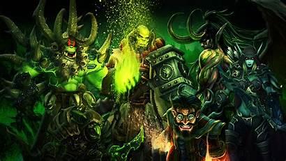Warcraft Wallpapers Legion Wow 4k Azeroth Background