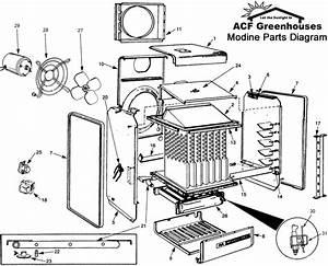 Modine 24v Transformer Part For Pd  Pae  Pa  Pv  Pdp Gas