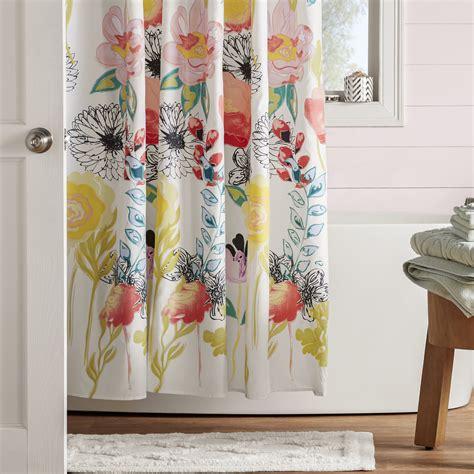 mistana appenzell shower curtain reviews wayfair