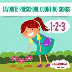 Help Your Child Learn To Count With Favorite Preschool Counting Songs! #preschoollearning Kids