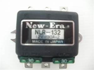 Twin Headlight Relay New Era 12 Volt 12v New Nlr