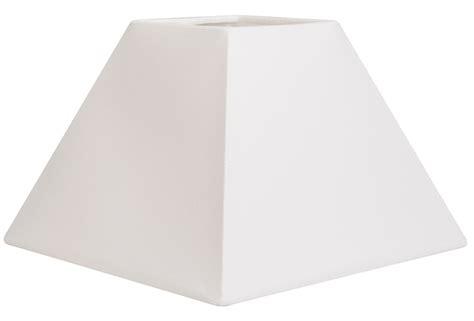 abat jour pyramide blanc abat jour forme pyramide e metropolight